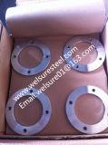ASTM 182 uma flange do aço inoxidável do ANSI B 16.5 F317/F317L