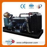 De Elektrische centrale van de cogeneratie