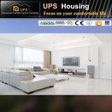 Chambre modulaire de villa préfabriquée confortable et amovible