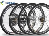 36V 250W Changzhou Li Peng High Efficiency Gear Spoke Ebike Conversion Kits