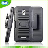 Caja del teléfono móvil con pata de cabra para Alcatel 5056