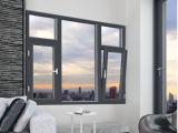 [فوإكسون] [1.8مّ] انبثق ألومنيوم شباك نافذة لأنّ منزل ([فإكس-و135])