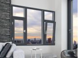 Fuxuan 1.8mm 알루미늄은 Windows 내밀었다 집 (FX-W135)를 위한 여닫이 창