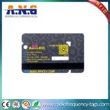 Карточка PVC изготовленный на заказ нештатная RFID комбинированная с печатание полного цвета