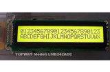 Zeichen 24X2 LCD-Bildschirmanzeige alphanumerischer PFEILER Typ Zeichen LCD-Baugruppe (LMB242A)