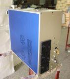 금속 또는 금속 반지 휴대용 섬유 Laser 조각 표하기 기계에 탁상용 소형 조각 공구