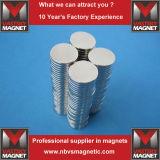 Verschiedene Form-starker rostfester Platte-Neodym-Magnet N35 N42
