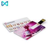 Visita de encargo de la tarjeta de memoria tirón de la carpeta Stick USB Flash Drive