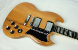 Тавро Aiersi полностью гитара твердого типа Sg Mahogany электрическая