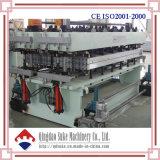 Chaîne de production en plastique de feuille de réseau de creux de PC de pp (SJ120)