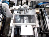 Caixa que dobra e que cola a máquina com parte inferior do fechamento do ruído elétrico (GK-1050SLJ)