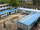 Edificio prefabricado del campo modular de la construcción del Mk