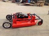 cortador de hierba eléctrico del cortacéspedes de césped del rastro 16HP con el motor de Loncin/B&S