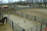 Труба круга пробки горячего DIP загородки фермы гальванизированная квадратная