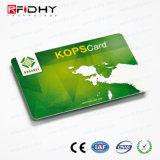 Carte Doppia Tecnologia carte à la puce 1k et 125kHz de MIFARE