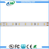 Tira flexível super do diodo emissor de luz do brilho SMD4014 70LEDs/m/luz da barra