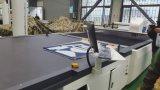 Cortadora industrial automática del sujetador del cortador de la tela Tmcc-2225