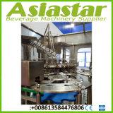 Água de mola SUS304 mineral pura 3 em 1 máquina de engarrafamento