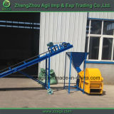 Trituradora de madera del registro de la trituradora de la biomasa de la trituradora inútil de madera portable de Agricultrue