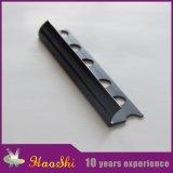 Ajuste plástico flexible del borde de la baldosa cerámica de las tiras de transición del suelo del surtidor del PVC de China