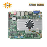 Intel-Atom D2550 des Motherboard-3.5inch Positions-Motherboard mit DC Spannung