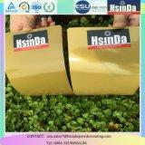 Funkeln-Gold metallisch/Süßigkeit-Effekt-Spray-Puder-Beschichtung