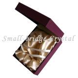 Caja de madera del GIF para los regalos cristalinos (BZ0022)