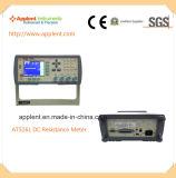 China-Fabrik Gleichstrom-Widerstand-Messinstrument für Relais-Widerstand (AT516L)