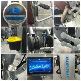 O equipamento do edifício de corpo/assentou a imprensa Tz-9005 da caixa