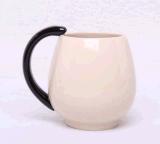 Tasse de café fraîche en céramique de cuvette de thé de nouveauté réglée avec le panda mignon