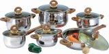 Cookware réglé (SYC1205)
