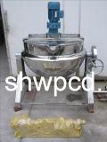 큰 통을 요리하거나 믹서 또는 2중 냄비 (50L 100L 200L 500L)를 가진 남비를 요리하는 SS