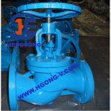 Da flange industrial do aço de carbono de DIN/API/JIS válvula de globo pneumática