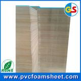 PVC 주택건설 거품 널 또는 Forex 장. 백색 PVC 장 (0.35-0.8g/cm3에서 조밀도)