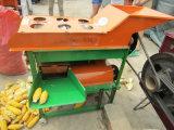 옥수수 벗기고는 그리고 탈곡기 또는 옥수수 선체기 그리고 탈곡기 기계