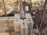 큰 수요 Qmr2-40 수동 시멘트 맞물리는 벽돌 만들기 기계 판매 케냐
