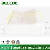 Almohadilla de la espuma de Necklatex de la materia textil del lecho
