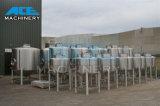 Depósito de fermentación vestido del glicol sanitario (ACE-FJG-A1)