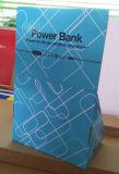 Caja de presentación de la cartulina de la batería de la potencia, caja de presentación plegable, PDQ, unidad de visualización contraria