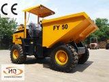 5.0トンのセリウム、SGSが付いている贅沢なダンプトラック(FY50)