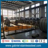 L'acier inoxydable d'épaisseur iranienne d'ASTM 304 2mm enroule des constructeurs