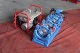 tubo di estremità Welder/HDPE del tubo dell'HDPE di 50mm-160mm che congiunge macchina