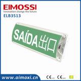 luz do anteparo do sinal da saída Emergency do diodo emissor de luz 3hour com Ce