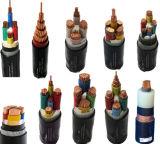 Kupfernes Leiter PVC/XLPE Isolierc$stahl-draht gepanzertes Energien-Kabel