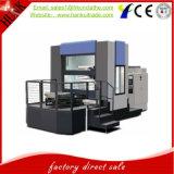 Especificação chinesa resistente da máquina do torno do metal do CNC de H100s-3 Horizonta