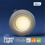 Diodo emissor de luz brilhante elevado Downlight 30W das lâmpadas IP44 2100 Lulmen da iluminação da carcaça
