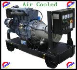 48kw/60kVA super Stille Diesel Generator die door de Motor van Cummins wordt aangedreven