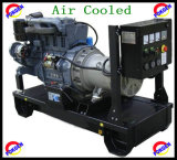 Cummins Engine著動力を与えられる48kw/60kVA極度の無声ディーゼル発電機