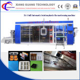 Tapa ce estándar Multisation vaso de plástico automática de la máquina de termoformado