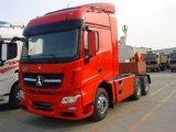 판매를 위한 벤츠 Beiben V3 6X4 420HP 트랙터 트럭을%s 북